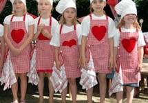 Kinderfeestje Bakkersfeest