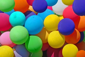Rug aan Rug Ballonspel