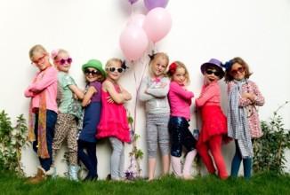Kinderfeestje 'een dag model'