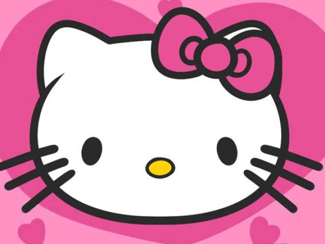 Kleurplaten Hello Kitty Uitprinten.Kleurplaten Hello Kitty