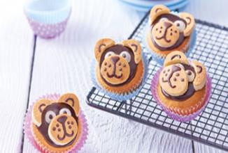 Knuffelbeer Pancakes maken