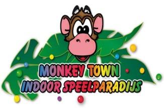 Monkey Town: indoorspeelplaats voor kinderfeestjes