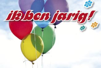 Ballonnen uitnodiging maken
