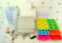 Zeep maken (voor 4 tot 12 personen)